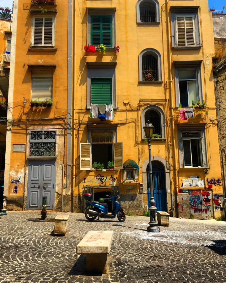 An Overview: Naples to Amalfi | A Girl of Many Passports