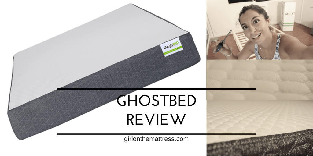 ghostbed mattress review every freaky