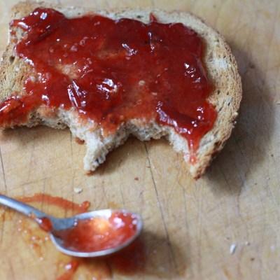 cherry plum jam