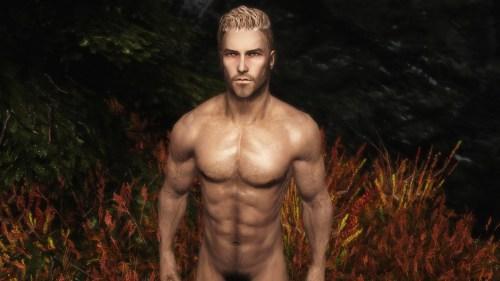 Nude skyrim Nude Photos 6
