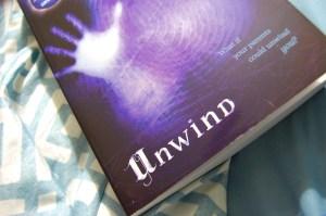 unwind dystopian book review