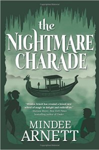 new release: The Nightmare Charade