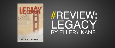 legacy by ellery kane book review