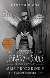 library-of-souls book release