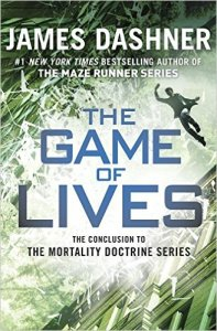 game of lies by james dashner