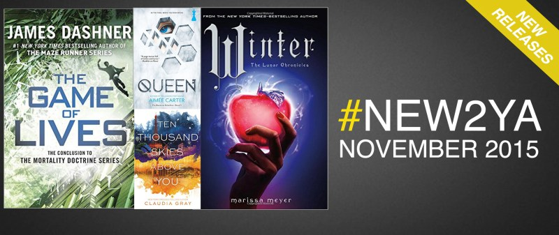 new book releases november 2015