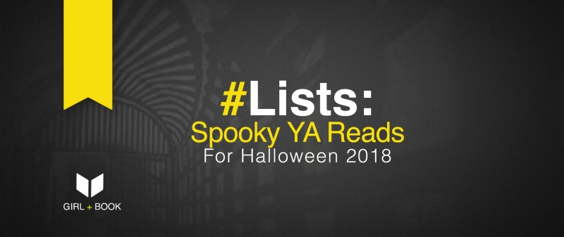 Best Ya Horror Books 2018 Book Blog For Young Adults Girl Plus Book