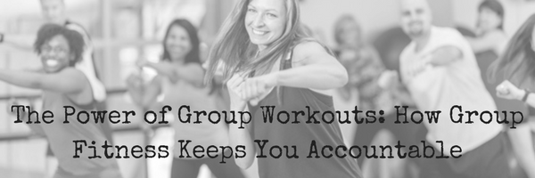 Group fitness in austin