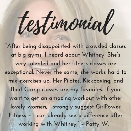 girlpower fitness testimonial