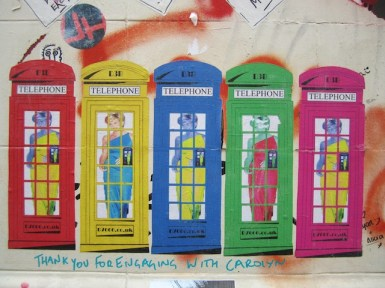 D7606 - Telephone Boxes