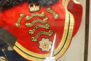 Uniform details - Household Cavalry Musuem