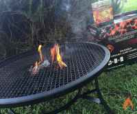 How to Make a Fire Pit Grill | Girls Can Grill