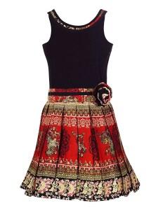 Rayon a-line Dress