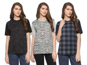 Top 5 Best T-Shirt for Women's Under Rs.500