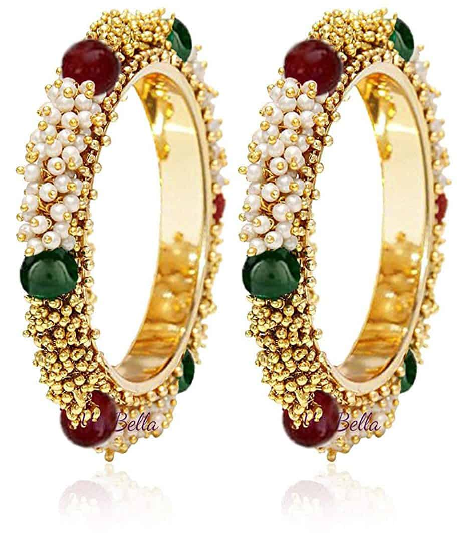 5 Best Bangles For Wedding India 2020