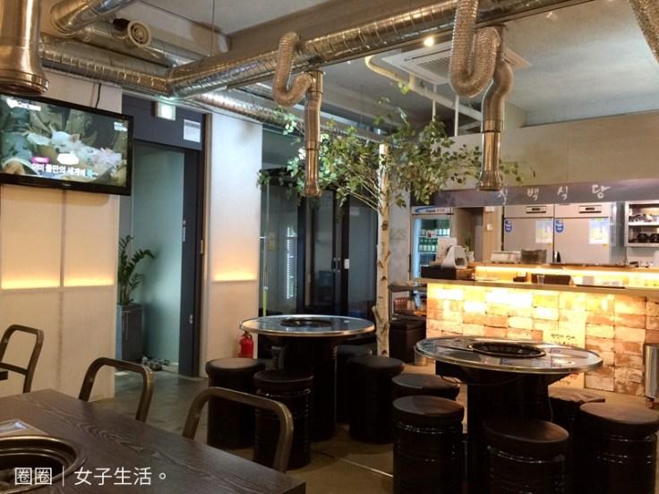 ︱關於首爾︱弘大美食 超美的油花! 韓牛名店 七百食堂칠백식당(附地圖) – 女子生活。