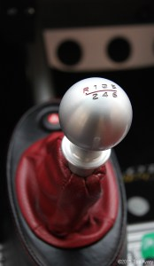 Elise gear shift