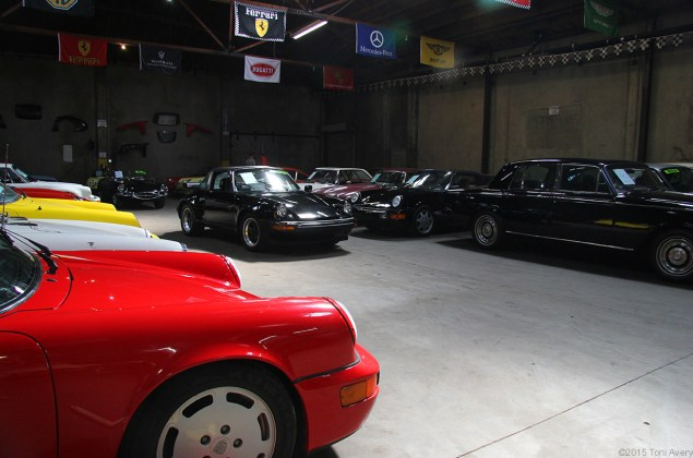 BHCC Porsches