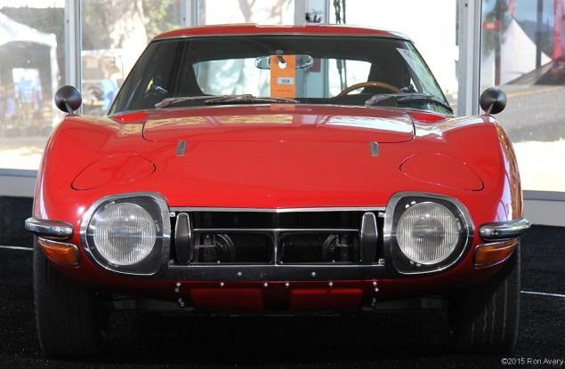 8-13-15 Mecum Auctions Monterey, CA 1967 Toyota 2000GT