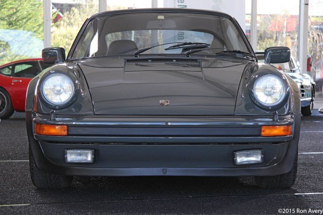 1976 Porsche 930 Turbo Carrera 72