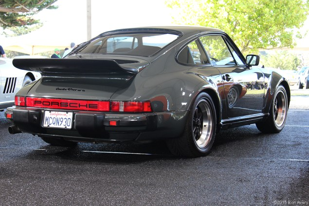 8-13-15 Mecum Auctions Monterey, CA 1976 Porsche 930 Turbo Carrera