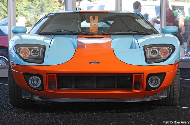 2006 Ford GT Heritage Edition 72