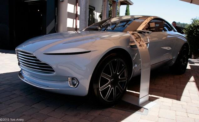 8-13-15 Aston Martin Estate Monterey, CA