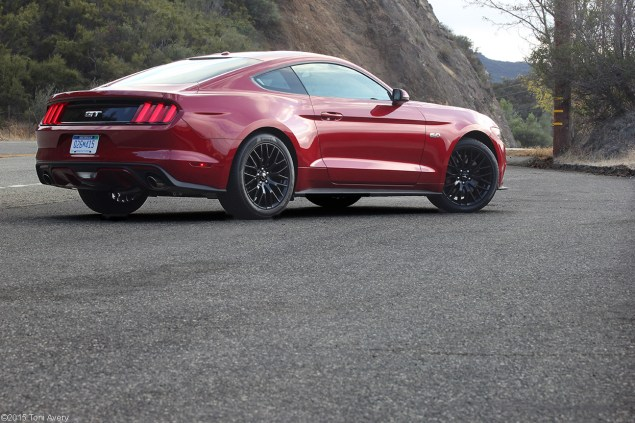 Oxnard, CA 2015 Ford Mustang GT Coupe Premium