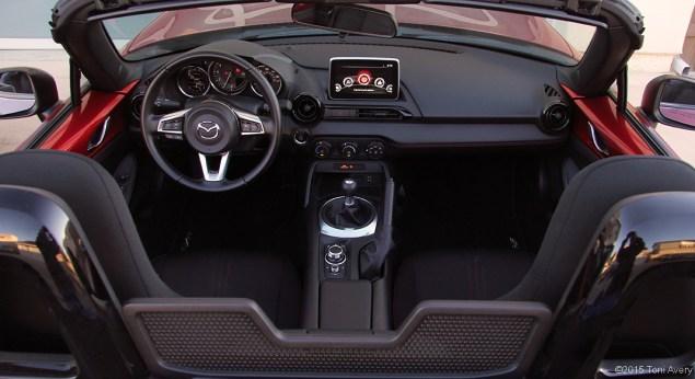 2016 Mazda Miata Club Oxnard, CA 12-24-15