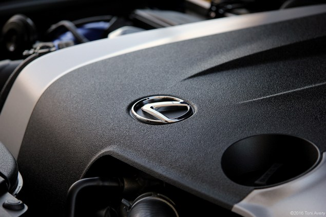 2016 Lexus IS 350 F SPORT 2-3-16