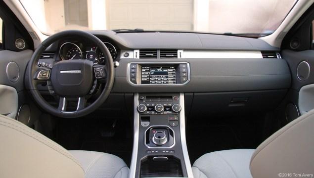 2016 Land Rover Range Rover Evoque HSE 3-6-16 Oxnard, CA