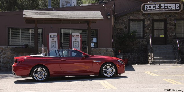 2016 BMW 650i Convertible Rock Store 2