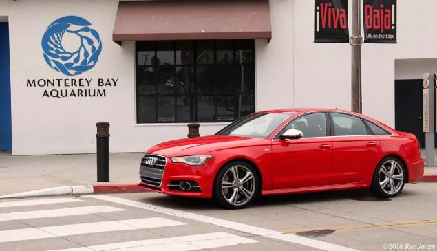 2016 Audi S6 Monterey Bay Aqurium