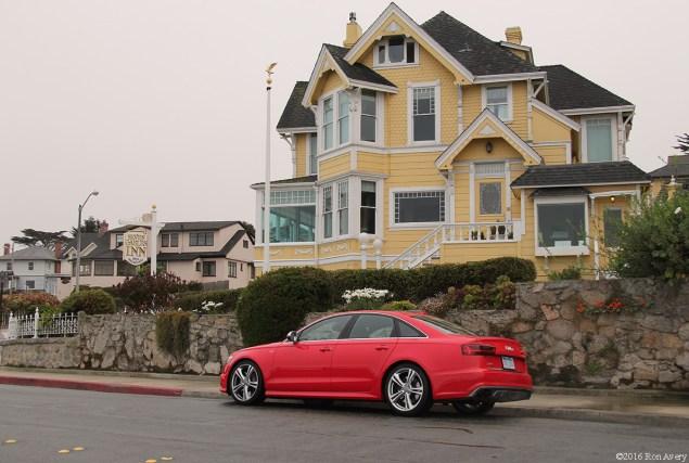 2016 Audi S6 Seven Gables Inn