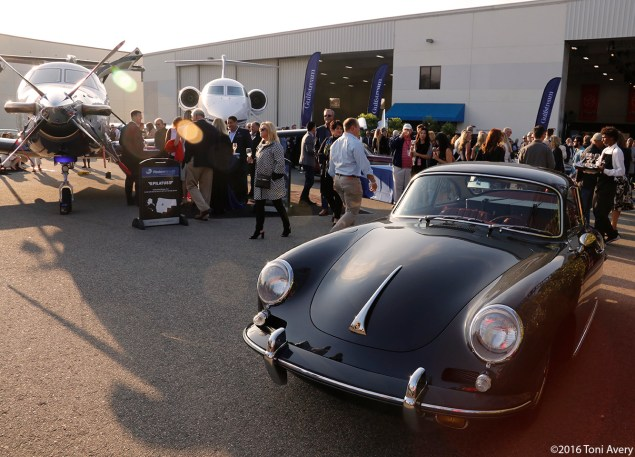 Monterey Car Week Gordon McCalls Motorworks Revival 8-17-16