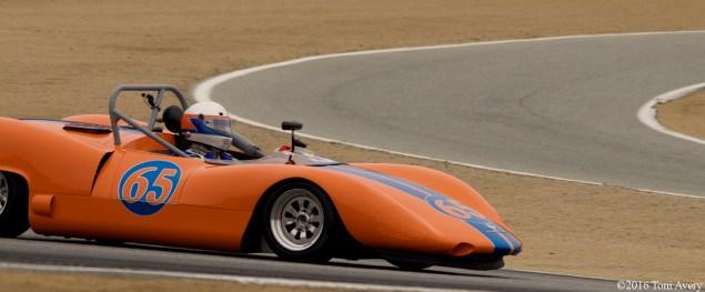Rolex Monterey Motorsports Reunion Bobsy Porsche 3