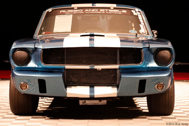 Russo & Steele Auctions 1965 Ford Mustang Race car