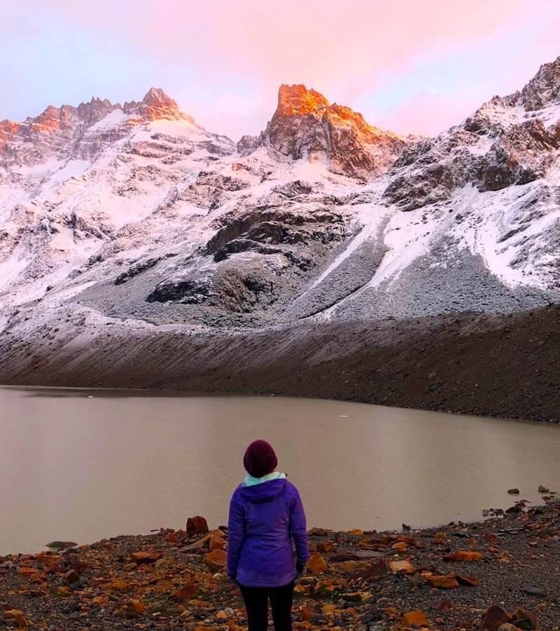 Fitz Roy and Cerro Torre, El Chaltén #patagonia #fitzroy #cerrotorre
