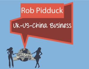 Rob Pidduck China international marketing