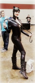 Charming Catwoman