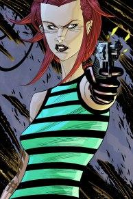 Legend of Luther StrodeImage Comics
