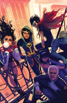 Young AvengersMarvel Comics