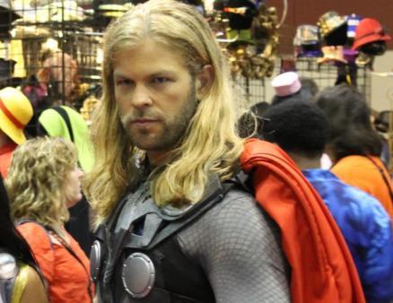Thor - MegaCon 2013