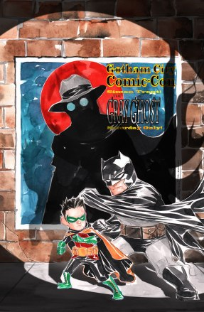 Batman: Li'l Gotham by Derek Fridolfs, Dustin Nguyen