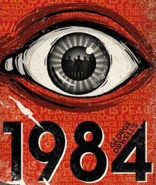 1984, obra de George Orwell.