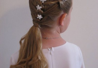 Cool Hairstyles For Kids Girls
