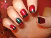 15 Simple & Easy Christmas Nail Art Designs & Ideas 2012 ...