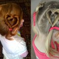Cute yet amazing valentines day hairstyles ideas for girls kids 2013 6