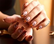latest fall nail art design trends