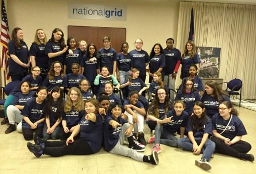 Girls Inc. Northport-2 May 19, 2016